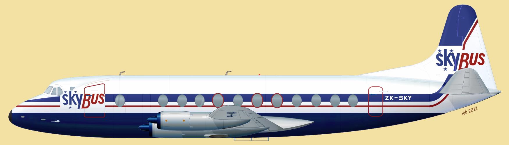 Vickers V.802 Aqua-Avi...